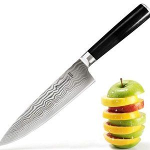 GORGEOUS Chef's Knife - BRAND NEW!!